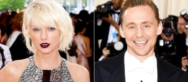 Tom and Taylor met at the Met Gala in May. (Yahoo Images)