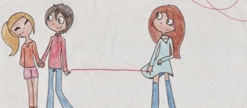 El hilo rojo, mito o realidad, aqui te explicamos.