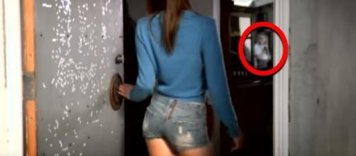 El misterioso fantasma del vídeo de Allison.