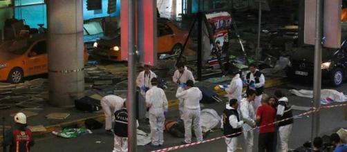 El terrorismo ahora golpeó a Turquía