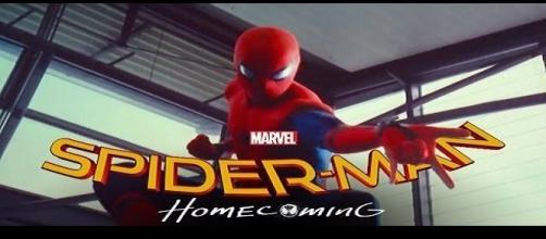 Filtran las primeras imágenes de Tom Hollan como Spider-Man para 'Homecoming'