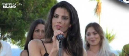 Francesca Serra, tentatrice di Temptation Island