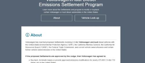 Grupo VW lançou nos Estados Unidos site para orientar consumidores lesados por fraude