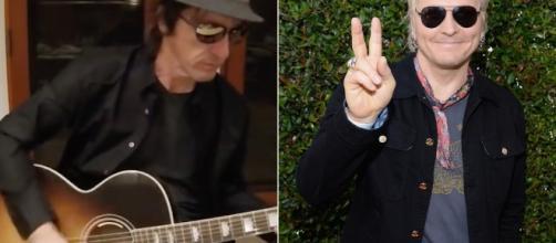 Izzy Stradlin y Matt Sorum se reúnen para sacar un tema conjunto.