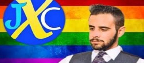 Santiago Gónzalez líder político gay