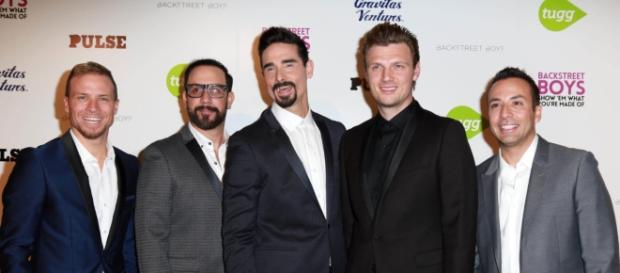 Backstreet Boys are back, releasing new music in August ... - thecelebritycafe.com