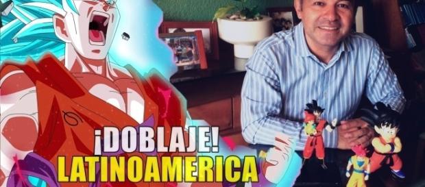 Doblaje de dragon ball super latinoamerica