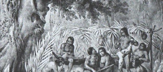 Entre os índios tupinambá a homossexualidade era prática recorrente. Índio maranhense foi a primeira vítima de homofobia em 1612.