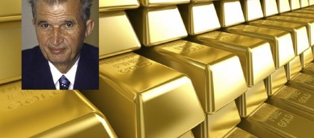 Escrocherie cu aurul lui Ceaușescu