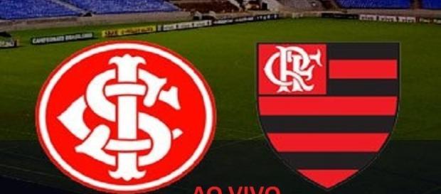 Flamengo x Internacional: jogo pode ser visto ao vivo pela internet e TV