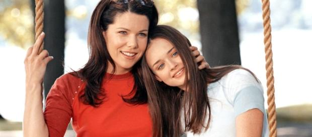 Gilmore Girls up on Netflix 1st July