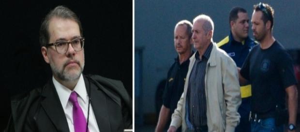 Ministro do STF revogou prisão de ex-ministro por achá-la constrangedora