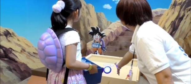 Nuevo parque tematico dragon ball japon.