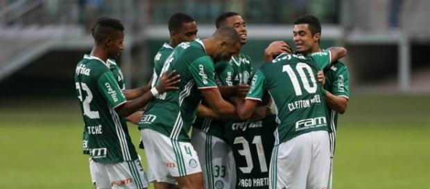 Palmeiras quer manter o embalo na liderança