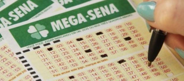 Resultado Mega-Sena concurso 1.834