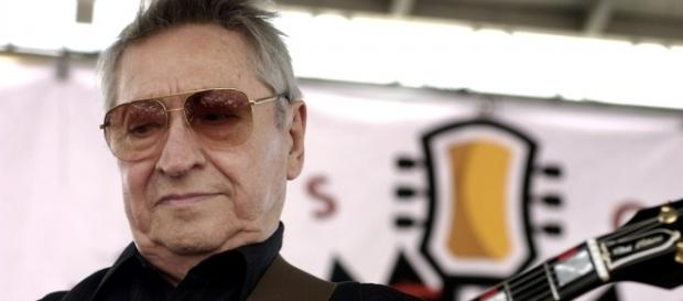 Rock legend Scotty Moore dies age 84