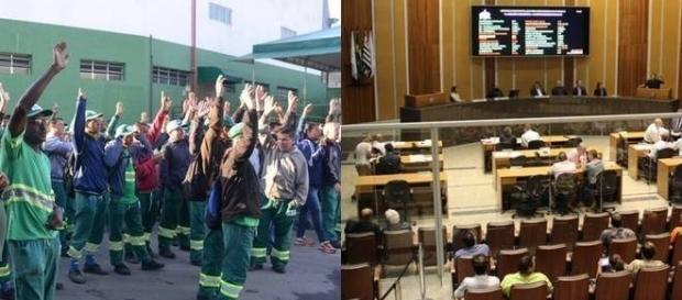 Salários dos vereadores pode chegar a mais de R$ 18 mil