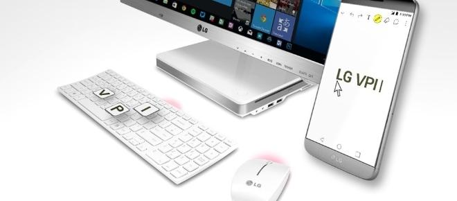 LG y su VPInput: lo que se viene de cara al futuro