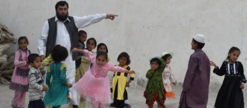 Famiglia disardar: l'uomo con trentacinque figli e tre mogli