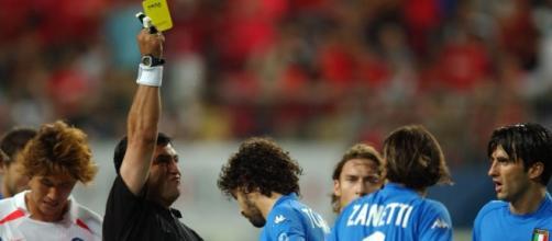 L'arbitro di Corea-Italia, Byron Moreno