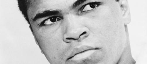 Le boxeur légendaire Cassius Clay, devenu Mohamed Ali