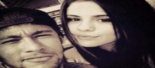 Neymar Junior e Selena Gomez juntos