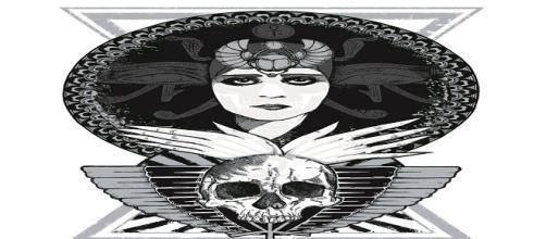 Oltre 100 opere oscure che spaziano dalla pop art alla musica rock, toccando cinema, psichedelia ed estetica manga