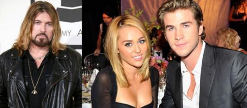 Pai de Miley falou sobre o casal