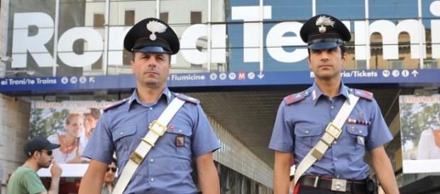 Carabinierii din Roma au arestat un român de 70 de ani