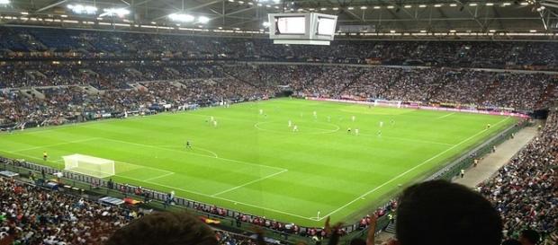 Allemagne-Irlande au Veltins-Arena, Gelsenkirchen... Score final 1-1