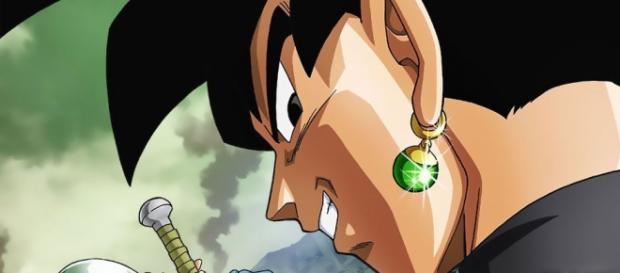 Goku oscuro nuevo enemigo de Dragon Ball Super.