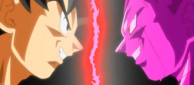 Goku vs la copia de Vegeta, un encuentro de 5 minutos.