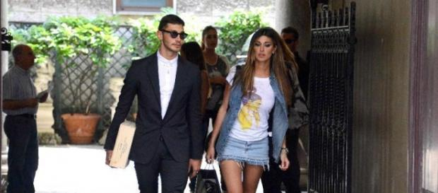 Gossip news Belen, Stefano e Emma
