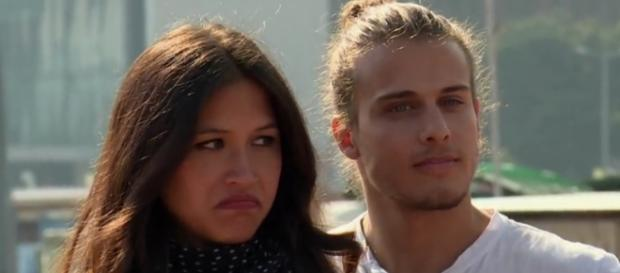 Gossip news Flight 616: Emiliana e Ginevra si contendono Julian