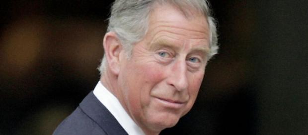Il principe Carlo d'Inghilterra.