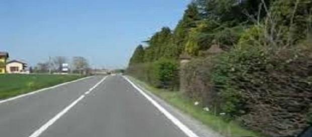 Incidente stradale in Sardegna