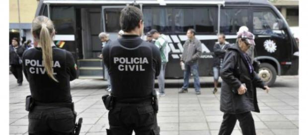 Polícia civil está investigando o caso