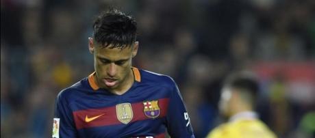 Neymar Júnior, craque do Barcelona