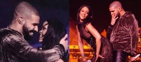 Rihanna and Drake are dating again?