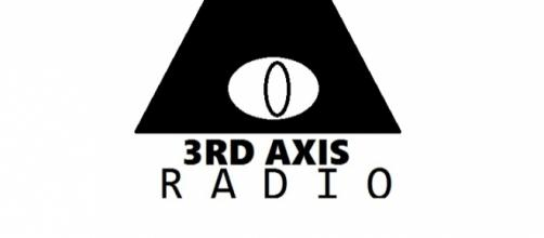 3rd Axis Radio Network Launched by Sebastian Vego - own work logo.