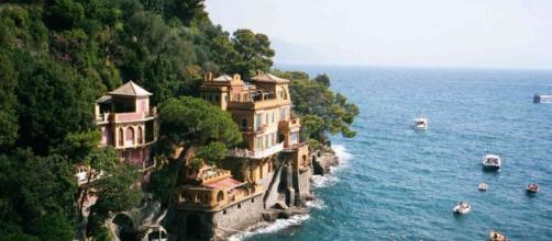 Costa italiana una delle visuali più belle