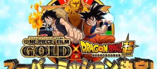 Dragon Ball Super Gokú vs Luffy