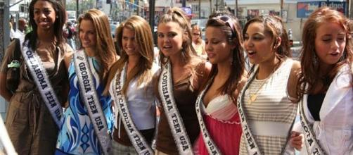 'Miss Teen USA swimsuit' competition will be ditched in future contests/Photo via Wikimedia