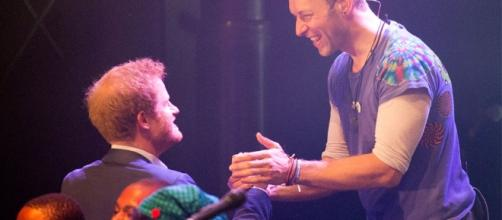 Prince Harry Belts It Out With Coldplay at Kensington Palace ... - 1069theq.com
