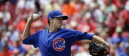Rizzo legs out inside-the-park HR, Cubs sweep Reds 9-2 - WGTK AM - 970amtheanswer.com