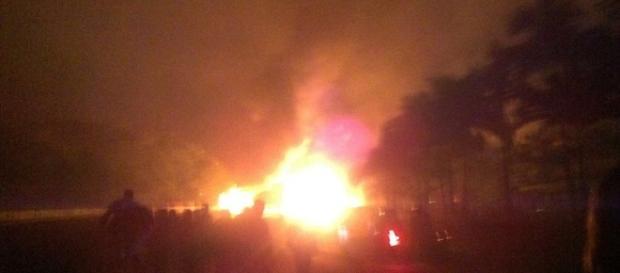 Acidente com caminhão tanque na BR-277 matou quatro pessoas em Morretes