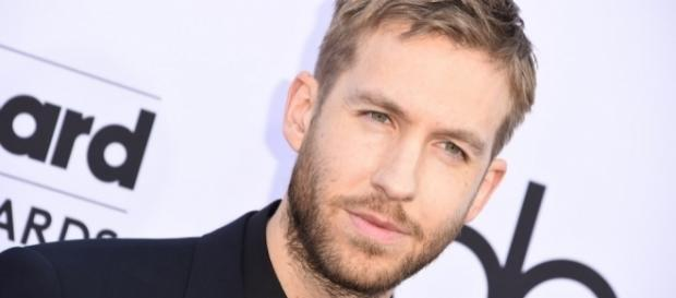 Calvin Harris in yet another car crash