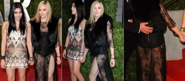 Madonna & Lourdes Leon Hit Vanity Fair Oscar Party (PHOTOS) - huffingtonpost.com