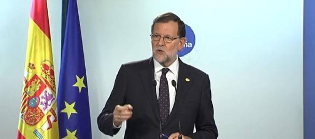 Mariano Rajoy se muestra rotundo en Bruselas