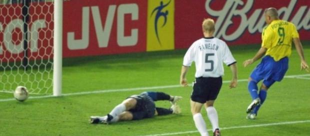 Ronaldo foi o grande nome da final
